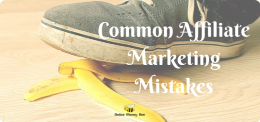 CommonAffiliateMarketingMistakes