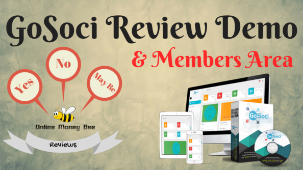 GoSoci_Review_Members_Area_Demo